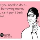 låne penge politik